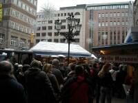 Schadowplatz in Düsseldorf in problemen