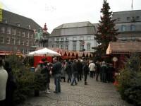 kerstmarkt dusseldorf 2008