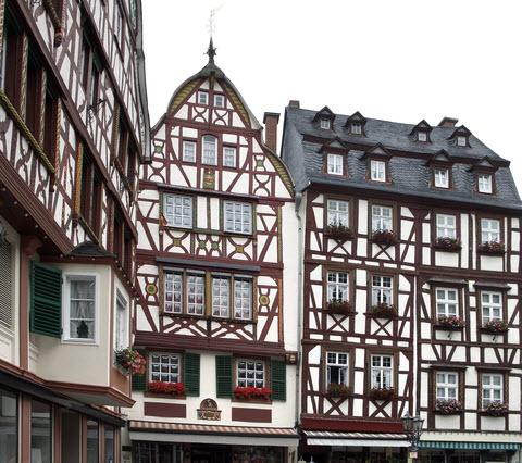 Enkelt parti Koblenz