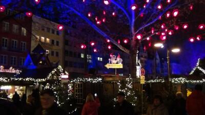 De  kerstmarkten voor 2013 zijn open