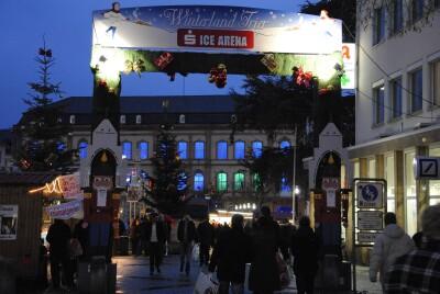 De toegankelijkheid van de kerstmarkten verbeterd