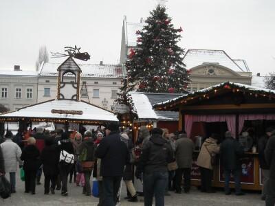 kerstmarkt Berlijn Spandauer Weihnachtsmarkt