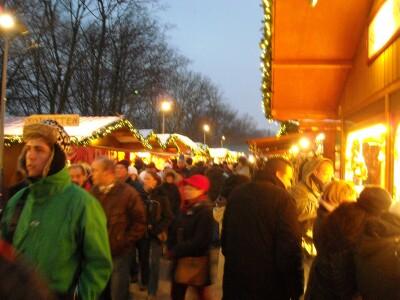 kerstmarkt Berlijn Jannowitzbrücke