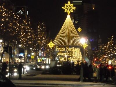 kerstmarkt Berlijn Gedächtniskirche