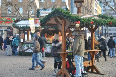 Kerstmarkt Mainz