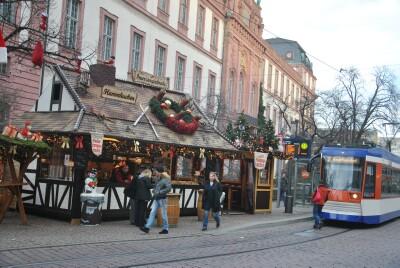 Kerstmarkt Darmstadt