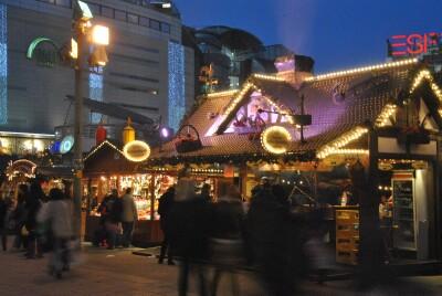 Xmas Market Frankfurt