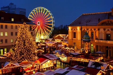 Duitse Kerstmarkten voor 2013