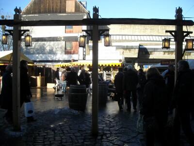 Hannover kerstmarkt