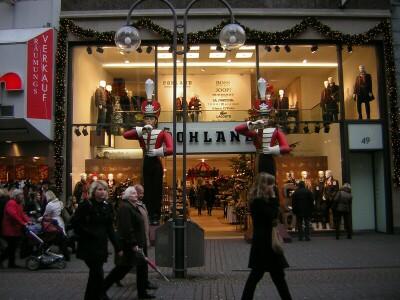 Shopping Xmas