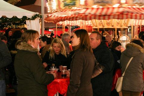 illustratieve foto kerstmarkt Duitsland 01