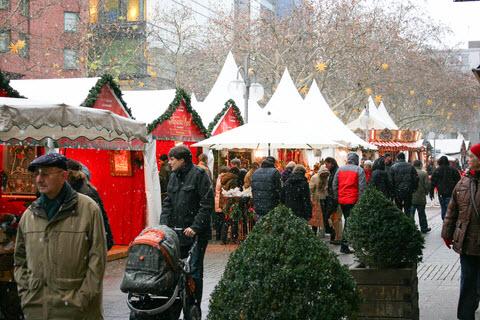 illustratieve foto kerstmarkt Duitsland 02