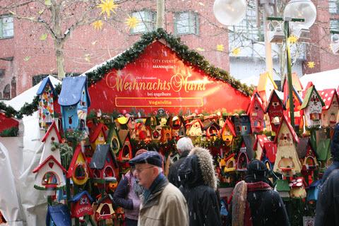 illustratieve foto kerstmarkt Duitsland 03