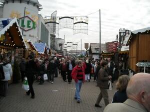 Duitse Kerstmarkt In Oberhausen 2019